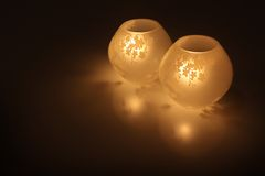 Lampes orientales Images stock