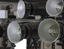 lampes-torches Photos libres de droits