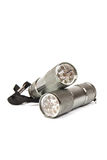 Lampes-torches de LED Photos stock