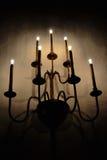 Lampett för sju arm Royaltyfri Foto