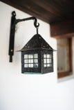 Lampett i historisk museumslottkli fotografering för bildbyråer