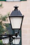 lampgata Arkivbild