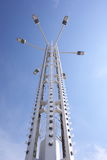 lampgata Royaltyfria Bilder