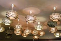 Lampgroep Royalty-vrije Stock Foto's