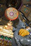 Lamphun świątynia Thailand Zdjęcia Stock