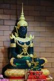 Lamphun świątynia Thailand Obrazy Royalty Free