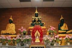 Lamphun świątynia Thailand Obraz Royalty Free