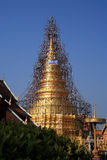 Lamphun-hariphunchai-temple. Thailand Architecture Stock Photography