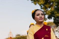 Lamphun, Tailândia - 13 de maio de 2016 Fotografia de Stock Royalty Free
