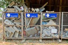 LAMPHUN, THAILAND – MARCH 14 : Zero waste village preparing wa Royalty Free Stock Photos