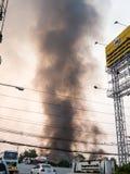 Lamphun, Thailand - 9. April 2016: Während des Morgens am 9. April, 2 Lizenzfreies Stockbild