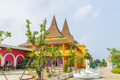 Lamphun , Thailand - March 3 , 2014 ; The Sun New Center Lamphun Stock Photos