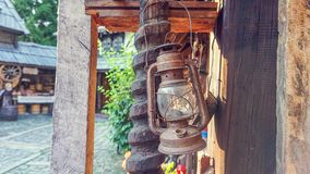 Lampion zdjęcia stock