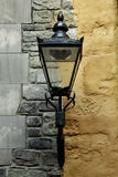 Lampion i kontrast Obrazy Stock