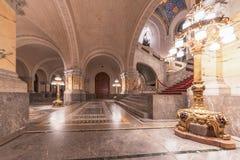 Lampion i pokoju pałac obraz stock