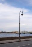 Lampion na nabrzeżu Zdjęcie Stock