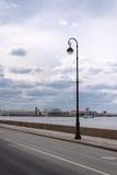 Lampion na nabrzeżu Obraz Royalty Free