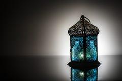 Lampion w czarny i biały tle Zdjęcie Royalty Free