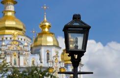 Lampion w Kyiv, Ukraina Zdjęcia Stock