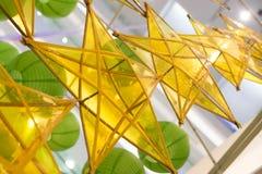 Lampion w przypadku jesień festiwalu zdjęcie stock