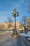 Lampion w rynku Zdjęcie Stock
