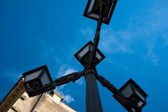 Lampione Fotografie Stock Libere da Diritti