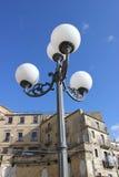 Lampione a Caltagirone Stock Photos