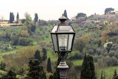 Lampione, Florence, Italië Stock Afbeeldingen