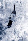 Lampione francese Fotografie Stock Libere da Diritti
