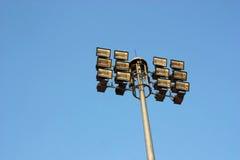 Lampione su cielo blu Immagini Stock
