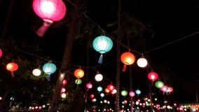 Lampions fotografia de stock