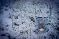 Lampionu światło Zdjęcia Royalty Free