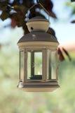 Lampionu ogród Fotografia Stock