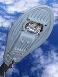 Lampiony dla ulicznego oświetlenia Fotografia Stock
