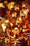 lampiony tureccy Zdjęcia Royalty Free