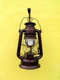lamplight Obrazy Stock
