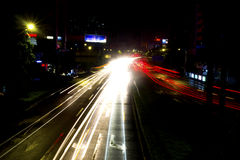 Lamplight Royalty Free Stock Image