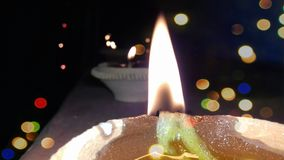 Lamplight hd ταπετσαρία Στοκ Φωτογραφίες