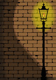 Lamplight Royalty Free Stock Photos