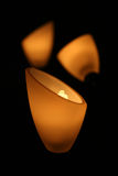 lampnatt Arkivfoto