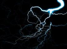 Lampo 6 Fotografie Stock Libere da Diritti