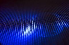 Lampo blu Immagini Stock Libere da Diritti