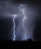 Lampo del Tucson Fotografia Stock Libera da Diritti