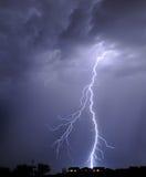 Lampo del Tucson Immagine Stock