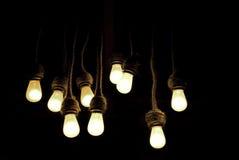 Lampor Royaltyfri Fotografi
