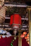 Lampor f?r turkisk stil f?r ottoman dekorativa royaltyfri bild