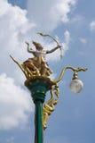 Lampor Thailand Royaltyfri Fotografi