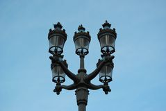 Lampost Stockbilder