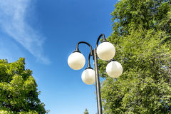Lampost Royalty Free Stock Photography