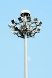 lampowa lamppost lekkiego słupa poczta drogi ulica Zdjęcia Royalty Free
